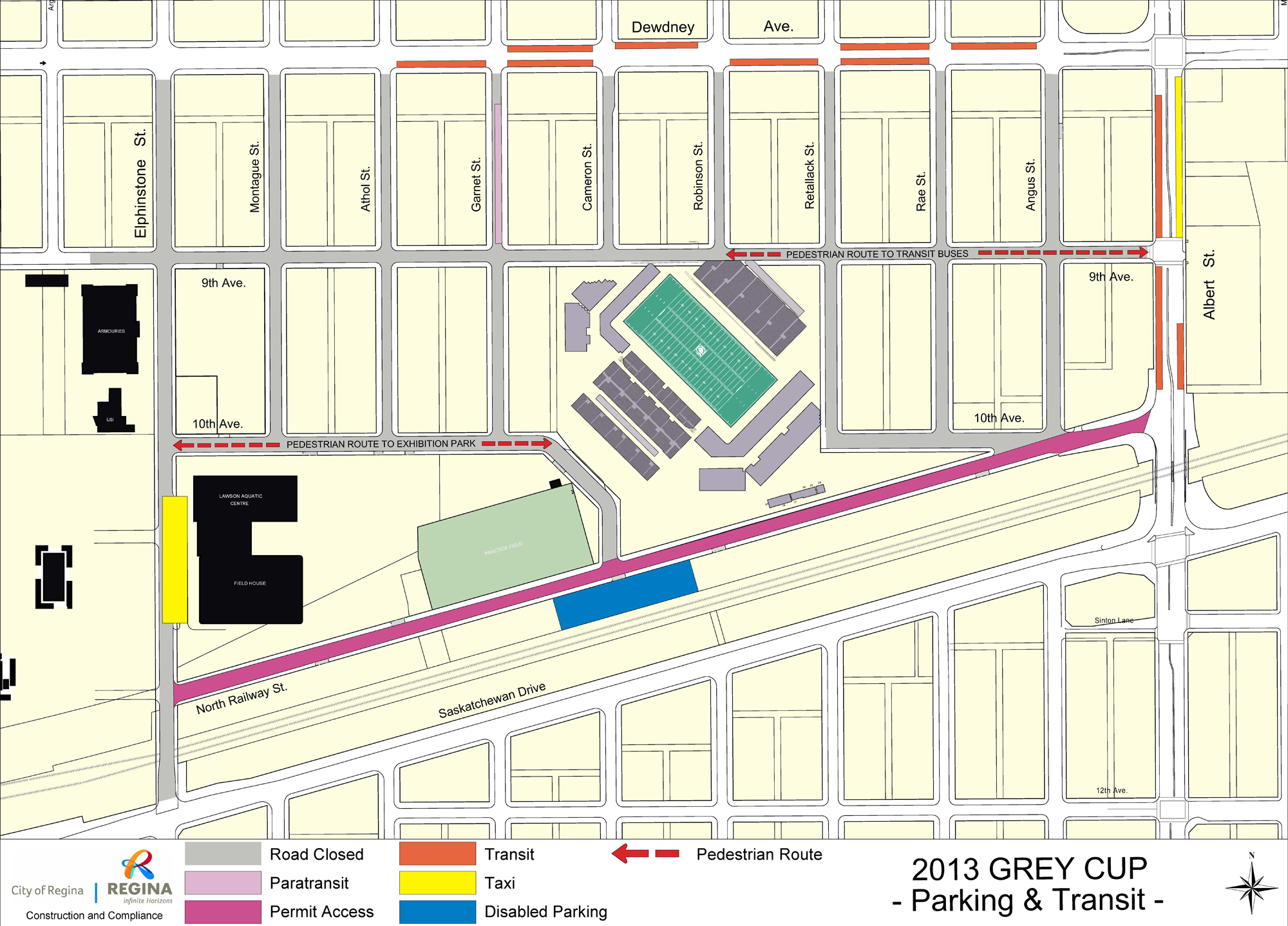2013 Grey Cup Police Plan_Oct10_2013