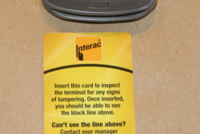 PINPAD FIT card