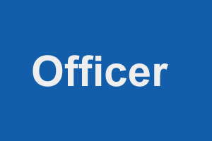 Officer Recruitment